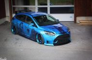 MDS tuning Ford Focus Airbrush 2016 4 190x124 Userauto   Ford Focus mit krassen Airbrush rundum