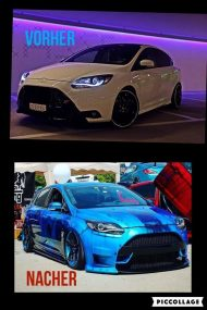 MDS tuning Ford Focus Airbrush 2016 7 190x285 Userauto   Ford Focus mit krassen Airbrush rundum