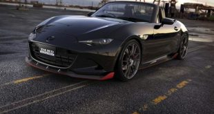 Mazda MX 5 DAMD tuning 1 1 e1465286742498 310x165 Spacige Optik   Ducks Garden Bodykit am Mazda MX 5