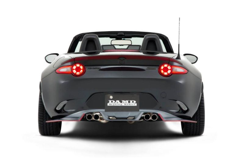 mazda mx 5 nd roadster damd inc bodykit tuning 10. Black Bedroom Furniture Sets. Home Design Ideas