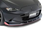 Mazda MX 5 ND Roadster DAMD inc. Bodykit Tuning 3 190x127 Sportlich   Mazda MX 5 ND Roadster mit DAMD inc. Bodykit