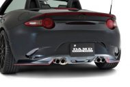 Mazda MX 5 ND Roadster DAMD inc. Bodykit Tuning 4 190x127 Sportlich   Mazda MX 5 ND Roadster mit DAMD inc. Bodykit
