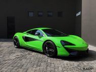 McLaren 570S RACE South Africa Tuning 1 190x143 Fotostory: Sichtbar   McLaren 570S von RACE! South Africa