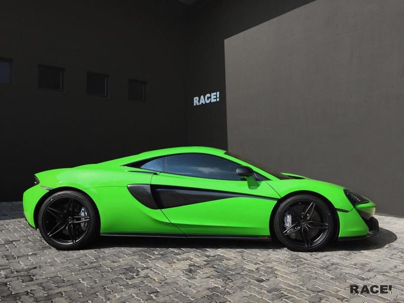 McLaren 570S RACE South Africa Tuning 2 Fotostory: Sichtbar   McLaren 570S von RACE! South Africa