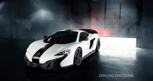 McLaren 650s Spyder Tuning Driving Emotions Motorcar ADV.1 Pfaff AWE 2 1 e1466494190292 310x165 Liberty Walk Widebody Kit & Forgiato's am McLaren 650S