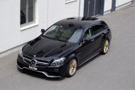 Mercedes Benz CLS63 AMG Shootingbrake W218 Tuning KW HRE 11 190x127 cartech.ch   Mercedes Benz CLS63 AMG auf HRE Alufelgen