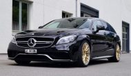 Mercedes Benz CLS63 AMG Shootingbrake W218 Tuning KW HRE 3 190x111 cartech.ch   Mercedes Benz CLS63 AMG auf HRE Alufelgen