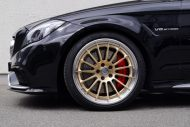 Mercedes Benz CLS63 AMG Shootingbrake W218 Tuning KW HRE 5 190x127 cartech.ch   Mercedes Benz CLS63 AMG auf HRE Alufelgen