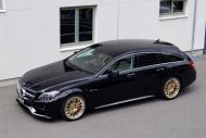 Mercedes Benz CLS63 AMG Shootingbrake W218 Tuning KW HRE 8 190x127 cartech.ch   Mercedes Benz CLS63 AMG auf HRE Alufelgen