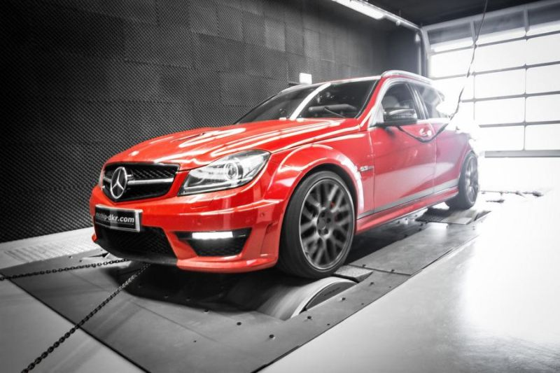 Mercedes C63 AMG W204 Edition 507 557PS Mcchip DKR Chiptuning 1 Mercedes C63 AMG (W204) Edition 507 mit 557PS by Mcchip DKR
