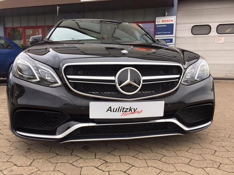 Mercedes E500 V8 Biturbo W212 540PS by Aulitzky Chiptuning 2 Mercedes E500 V8 Biturbo mit 540PS by Aulitzky Tuning