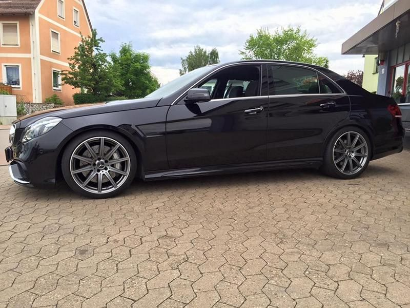 Mercedes E500 V8 Biturbo W212 540PS by Aulitzky Chiptuning 3 Mercedes E500 V8 Biturbo mit 540PS by Aulitzky Tuning