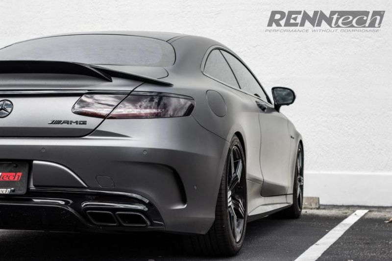 Mercedes S63 AMG Coupe RENNtech Chiptuning C217 (10)
