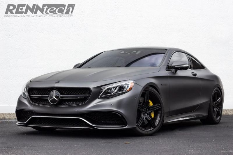 Mercedes S63 AMG Coupe RENNtech Chiptuning C217 2 Einfach brutal   Mercedes S63 AMG Coupe by RENNtech