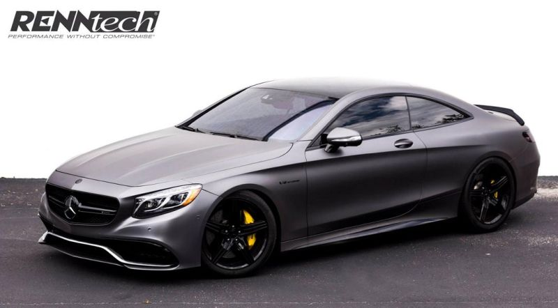 Mercedes S63 AMG Coupe RENNtech Chiptuning C217 (5)
