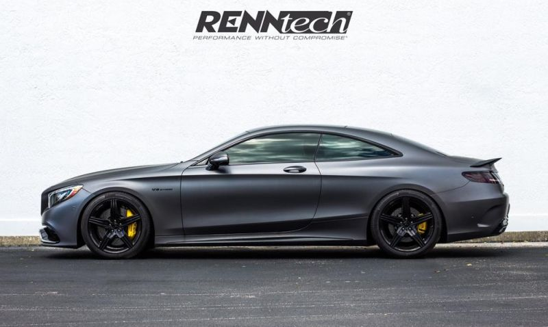 Mercedes S63 AMG Coupe RENNtech Chiptuning C217 (6)