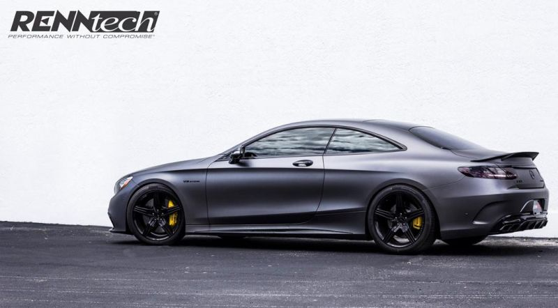Mercedes S63 AMG Coupe RENNtech Chiptuning C217 (8)