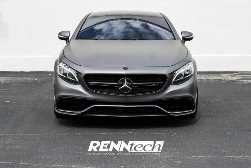 Mercedes S63 AMG Coupe RENNtech Chiptuning C217 (9)