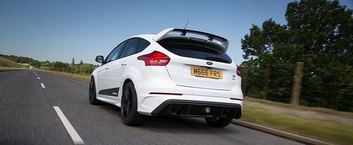 Mountune Phase 2 Tuning f%C3%BCr den Ford Focus RS MK3 Mountune Phase 2 Tuning für den Ford Focus RS MK3