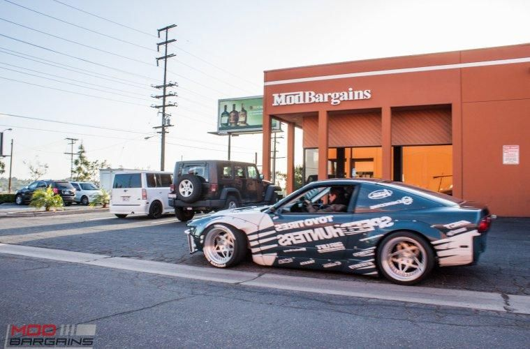 Photo Story Speed Hunters Rps13 Nissan 240sx Drift Car