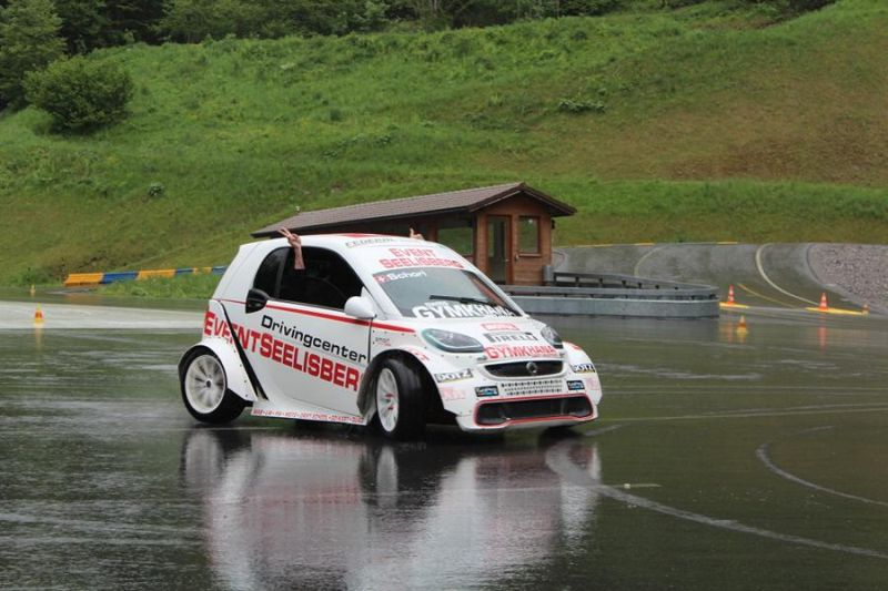 Ohne Worte 450PS Smart ForTwo Driftcar Video: Ohne Worte   450PS Smart ForTwo Driftcar