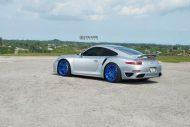 Porsche 911 991 Turbo 20 Zoll Strasse Wheels SV1 Felgen 20 Zoll Tuning 12 190x127 Porsche 911 (991) Turbo auf 20 Zoll Strasse Wheels SV1 Alu's