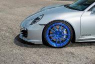 Porsche 911 991 Turbo 20 Zoll Strasse Wheels SV1 Felgen 20 Zoll Tuning 13 190x127 Porsche 911 (991) Turbo auf 20 Zoll Strasse Wheels SV1 Alu's