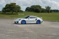 Porsche 911 991 Turbo 20 Zoll Strasse Wheels SV1 Felgen 20 Zoll Tuning 18 190x127 Porsche 911 (991) Turbo auf 20 Zoll Strasse Wheels SV1 Alu's