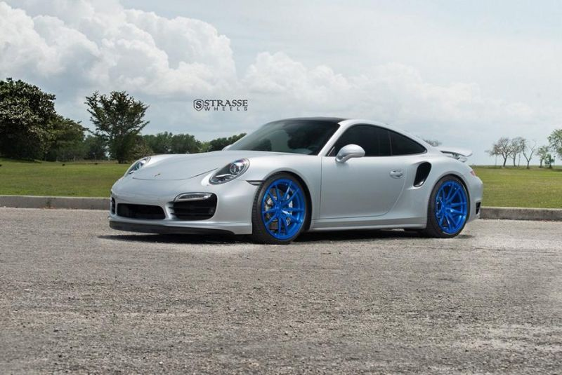 Porsche 911 991 Turbo 20 Zoll Strasse Wheels SV1 Felgen 20 Zoll Tuning 3 1 Porsche 911 (991) Turbo auf 20 Zoll Strasse Wheels SV1 Alu's