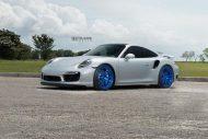 Porsche 911 991 Turbo 20 Zoll Strasse Wheels SV1 Felgen 20 Zoll Tuning 3 190x127 Porsche 911 (991) Turbo auf 20 Zoll Strasse Wheels SV1 Alu's