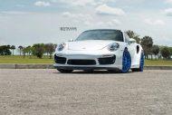 Porsche 911 991 Turbo 20 Zoll Strasse Wheels SV1 Felgen 20 Zoll Tuning 5 190x127 Porsche 911 (991) Turbo auf 20 Zoll Strasse Wheels SV1 Alu's