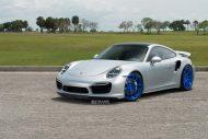 Porsche 911 991 Turbo 20 Zoll Strasse Wheels SV1 Felgen 20 Zoll Tuning 6 190x127 Porsche 911 (991) Turbo auf 20 Zoll Strasse Wheels SV1 Alu's