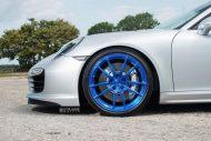 Porsche 911 991 Turbo 20 Zoll Strasse Wheels SV1 Felgen 20 Zoll Tuning 8 190x127 Porsche 911 (991) Turbo auf 20 Zoll Strasse Wheels SV1 Alu's