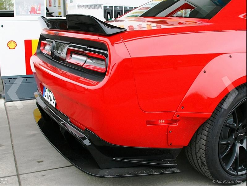 Prior Design PDHC900 Dodge Challenger Hellcat Mareike Fox Tuning 900PS (7)