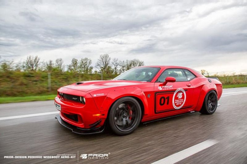 Prior-Design-PDHC900-Dodge-Challenger-Hellcat-Mareike-Fox-Tuning-900PS-Tuning (2)