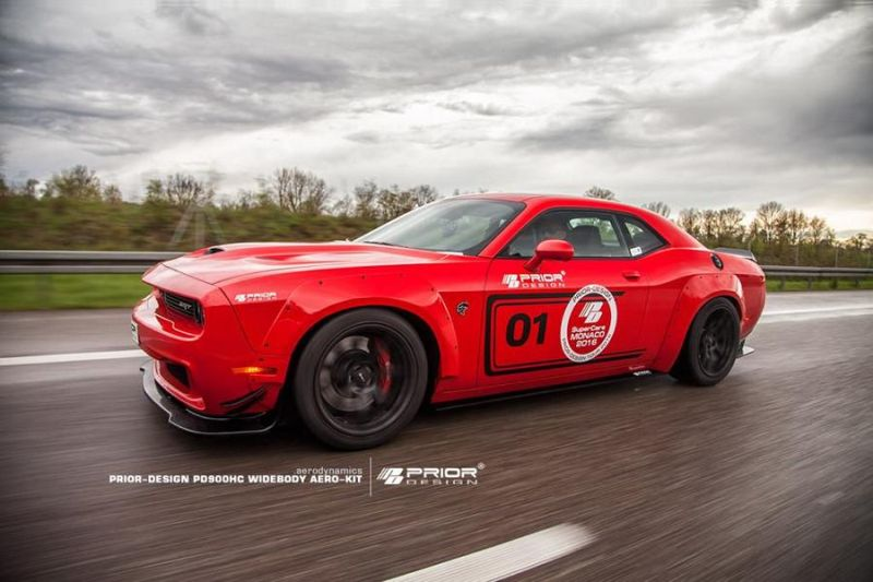 Prior-Design-PDHC900-Dodge-Challenger-Hellcat-Mareike-Fox-Tuning-900PS-Tuning (6)
