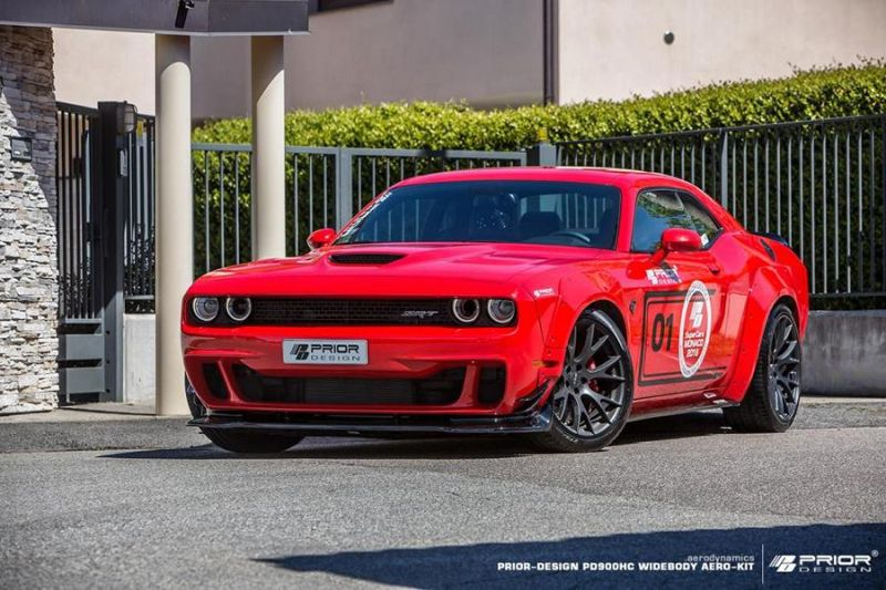 Prior-Design-PDHC900-Dodge-Challenger-Hellcat-Mareike-Fox-Tuning-900PS-Tuning (7)