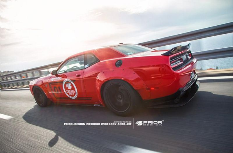 Prior Design PDHC900 PD 900HC Dodge Challenger Hellcat Tuning 14