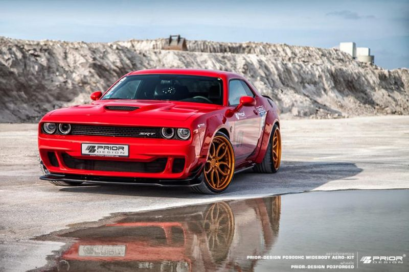 Prior Design PDHC900 PD 900HC Dodge Challenger Hellcat Tuning 2