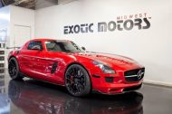 RENNTech Mercedes Benz SLS AMG GT Final Edition 1 1 190x126 603PS & 691NM im RENNTech Mercedes Benz SLS AMG GT Final Edition