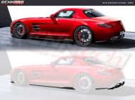 RENNTech Mercedes Benz SLS AMG GT Final Edition 1 15 190x141 603PS & 691NM im RENNTech Mercedes Benz SLS AMG GT Final Edition