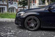 Rennen Forged T5 Tuning Wheels W176 Mercedes Benz A250 A Klasse 7 190x127 Rennen Forged Wheels am Mercedes Benz A250 (A Klasse)