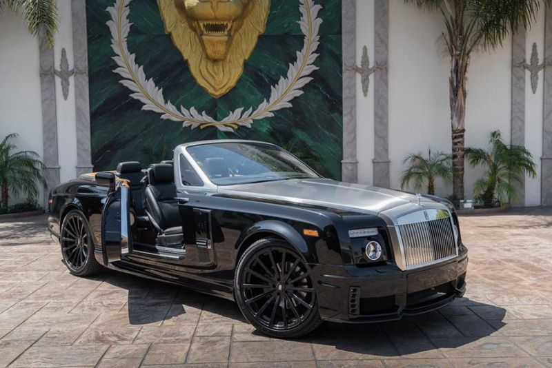 Rolls-Royce Phantom F2.15-M Forgiato Tuning Phantom Motor Sport 1