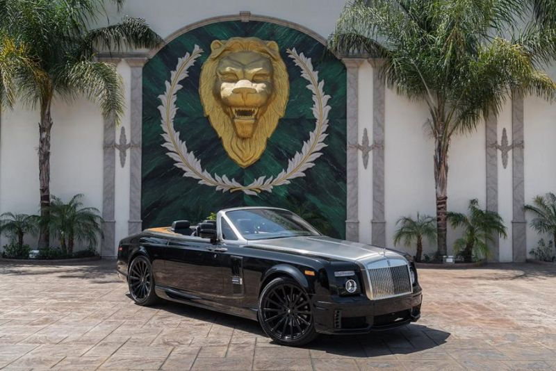 Rolls-Royce Phantom F2.15-M Forgiato Tuning Phantom Motor Sport 3
