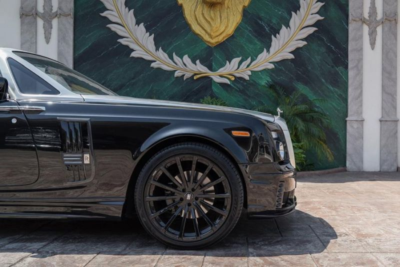 Rolls-Royce Phantom F2.15-M Forgiato Tuning Phantom Motor Sport 6