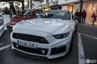 Roush Ford Mustang Tuning 2 190x127 Fotostory: Roush Stage 3 Ford Mustang mit 680PS & 711NM