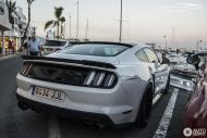 Roush Ford Mustang Tuning 5 190x127 Fotostory: Roush Stage 3 Ford Mustang mit 680PS & 711NM