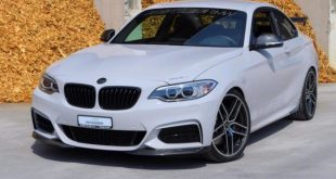 Schnitzer Optik Kistler Chiptuning 420PS BMW M235i 6 1 e1466422978951 310x165 Schnitzer Optik & Kistler Power   420PS BMW M235i Kracher