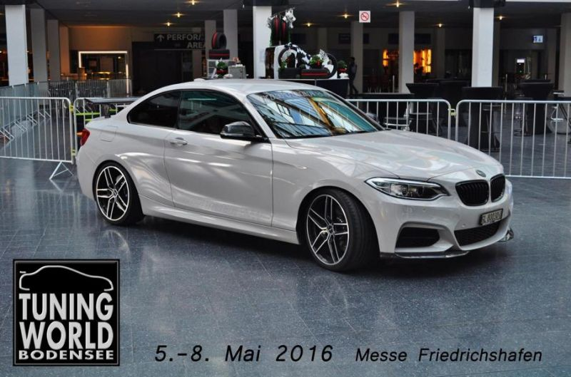 schnitzer optik kistler chiptuning 420ps bmw m235i 8. Black Bedroom Furniture Sets. Home Design Ideas