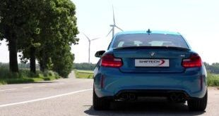 Shiftech BMW M2 F87 Coupe 401PS 615 NM Chiptuning 1 e1466579499341 310x165 Video: Shiftech BMW M2 F87 Coupe mit 401PS & 615 NM